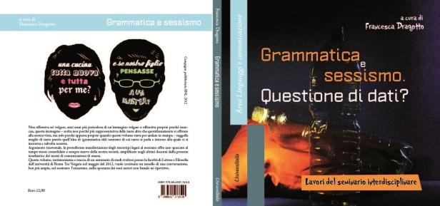 GRAMMATICA E SESSISMO. COPERTINA