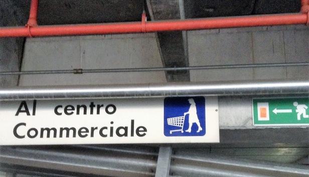 19. Segnale supermercato